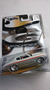 HOT WHEELS G MACHINES 1970 CHEVELLE DIE CAST MINT 1:50