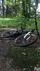 Jump/mountain bike