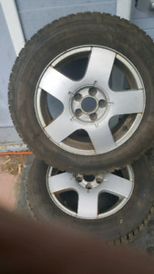 Tires and Rims 195/65R15