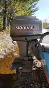 1993 50 HP Mariner