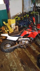 Baja 70cc