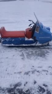 Snow cruiser 1971