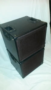 Ear Candy clone cab with Bugera 12G280J8 speaker