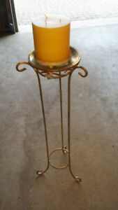 Candle and Stand