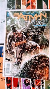 Batman Eternal 1-52 full run comic lot