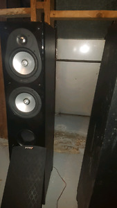 2 Energy tower speakers for sale