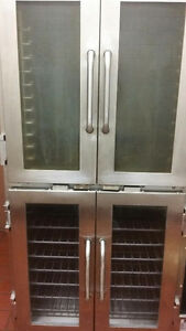 Commercial baking oven/proofer combo