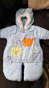 Brand new baby snow suit