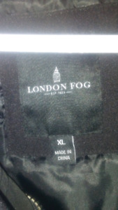Brand new never worn London fog winter jacket
