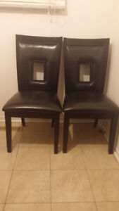 2 chairs for $35