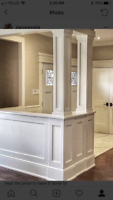 Crown moulding special !!! 2.99 ft incl Installation!!!