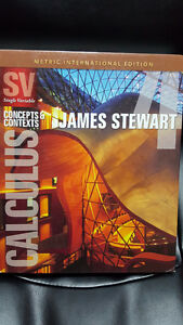 SV Calculus Concepts & Contexts - James Stewart + Solutions