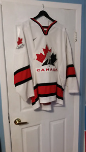 Official Nike Team Canada Jersey