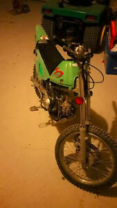 90 CC BAJA DIRT BIKE