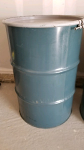 Food grade metal/steel barrel
