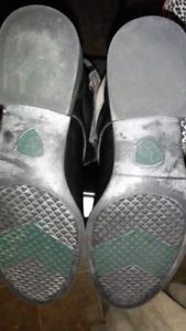 Ladies Ariat Heritage Contour Black Field Boots New Size 6.5