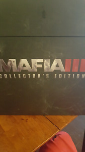 Mafia 3 collectors bundle