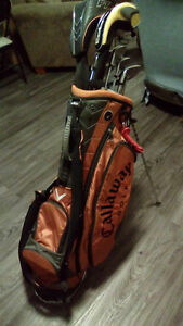 Used set of Golf Clubs