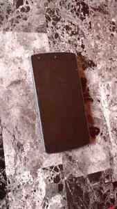 Nexus 5 et étuie ballistic