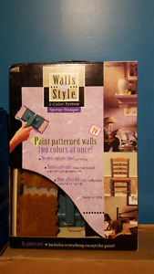 """Walls with Style"" As seen on TV"