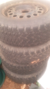 215 65 16 rims and tires