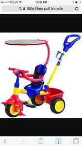 4 in 1 little tikes tricycle