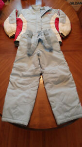 AlpineTek Girls Snow Suit