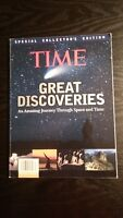 Time - Great Discoveries