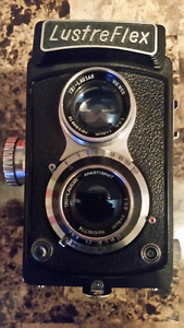 Looking for 120 film cameras