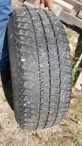 All Season Tires MICHELIN LTX A/T2