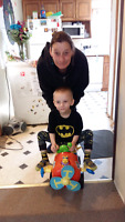 Looking for child care in Enderby