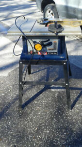 Ryobi Table Saw - Used only once