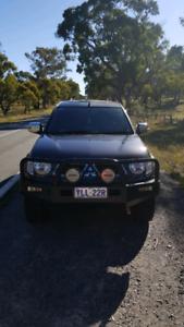 2014 Mn Mitsubishi Triton