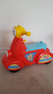 Fisher-price Laugh Learn Smart Stages Scooter
