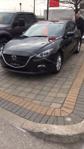 2015 Mazda Mazda3 GS Hatchback, Low kms 26,000!! Accident free