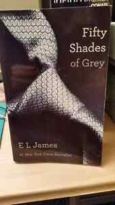 Fifty Shades of Grey Book I Gatineau Ottawa / Gatineau Area image 1