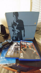 Reduced!! Limited Edition Uncharted 4 Ps4