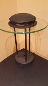 Retro Halogen End Table or Desk Lamp Set of Two for $40