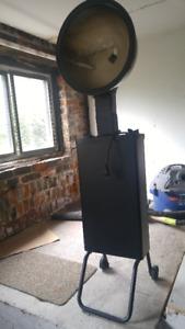 Hardly Used Belvedere Black Mega Dryer