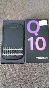 Blackberry Q 10
