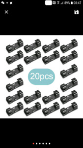 20 Wire Guides Self Adhesive
