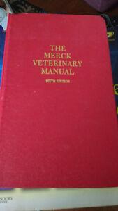 Merck veterinary manual 6th ed.