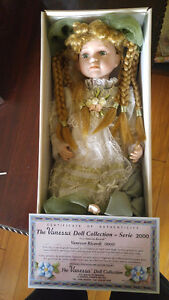 Vanessa Doll Collection 2000