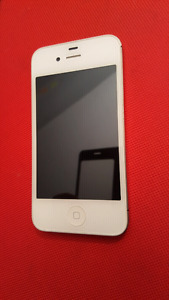 IPHONE 4S 16GB ROGERS CHATR 10/10