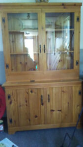 Country Pine Buffet