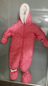 Snow Suit, one piece, 12-18 month size London Ontario image 1
