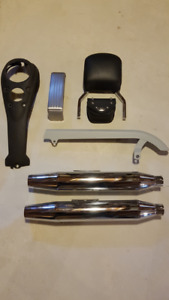 Original HD parts from 2006 Dyna.