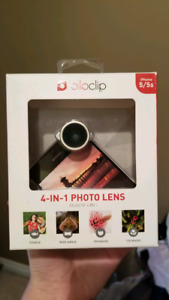 4-in-1 iPhone 5/5s photo lens - BRAND NEW