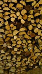 FIREWOOD - HARDWOOD - Sold by the large bag.