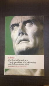 Sallust: Catiline's Conspiracy, The Jugurthine War, Histories